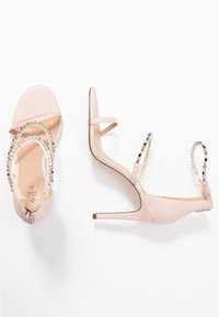 Call it Spring - SILVERTIP - Sandalias de tacón - light pink - 1