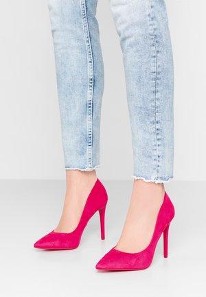 MYKEL - High heels - fuchsia