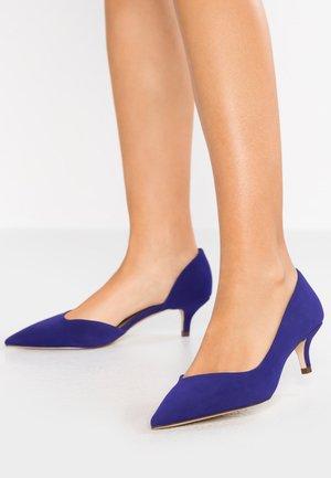 CHERIN - Escarpins - blue