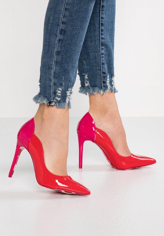 BAE - Høye hæler - red