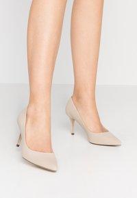 Call it Spring - ECLIPSE - Classic heels - bone - 0