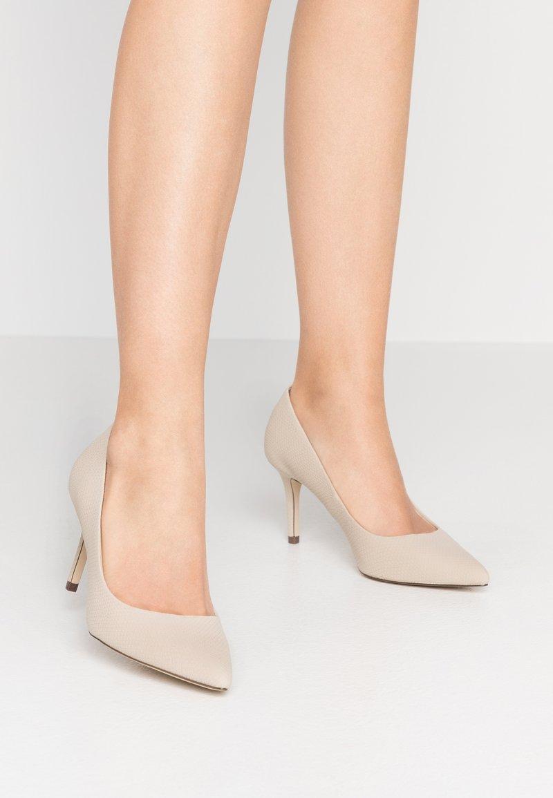 Call it Spring - ECLIPSE - Classic heels - bone