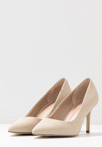 Call it Spring - ECLIPSE - Classic heels - bone - 4
