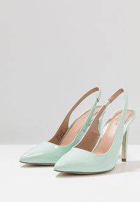 Call it Spring - BALKANA - Hoge hakken - light green - 4