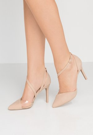 MARYAM VEGAN - High heels - bone