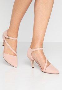 Call it Spring - EMELYA - Classic heels - light pink - 0