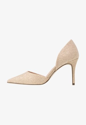 TELANA - High heels - rose gold