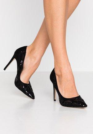 MANEA - Zapatos altos - black