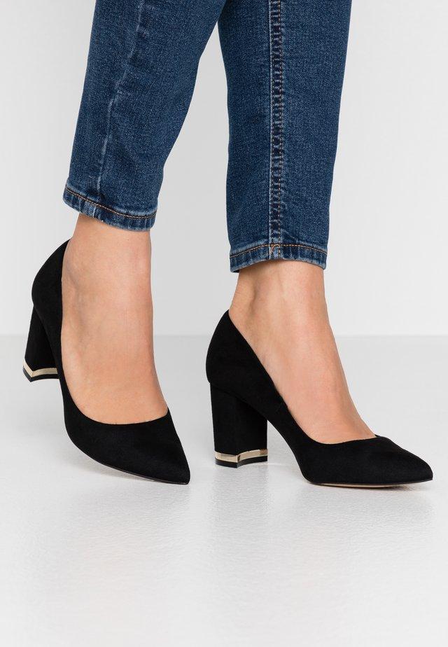 NELLY - Klassiske pumps - black