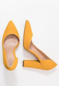 Call it Spring - EMMA - High heels - dark yellow - 3
