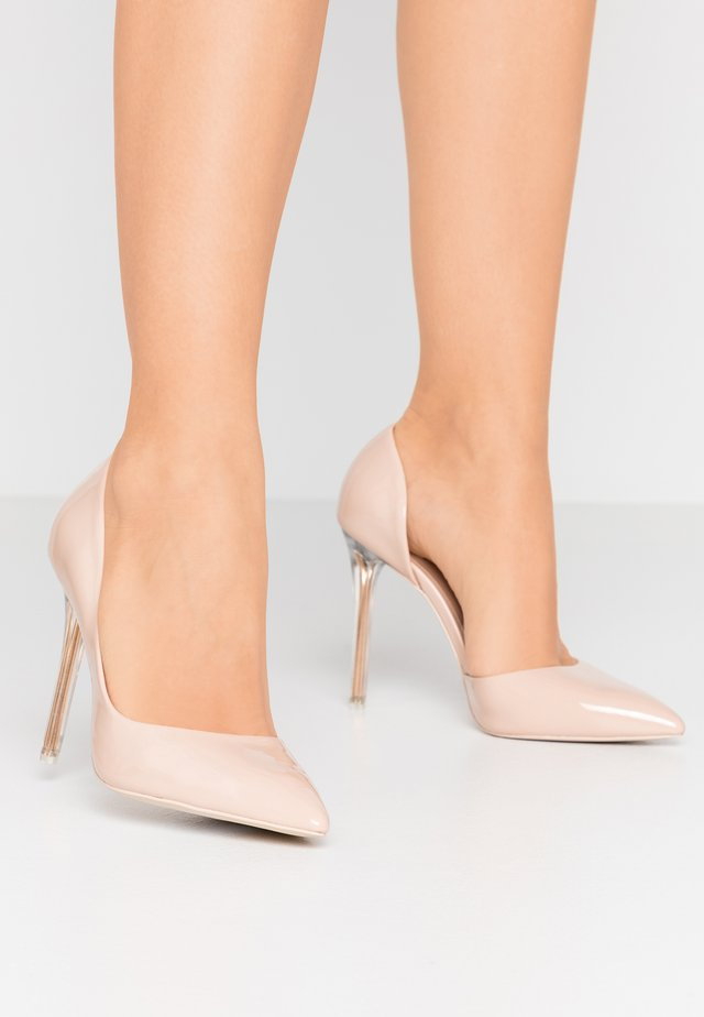 DEVANNA - High Heel Pumps - bone
