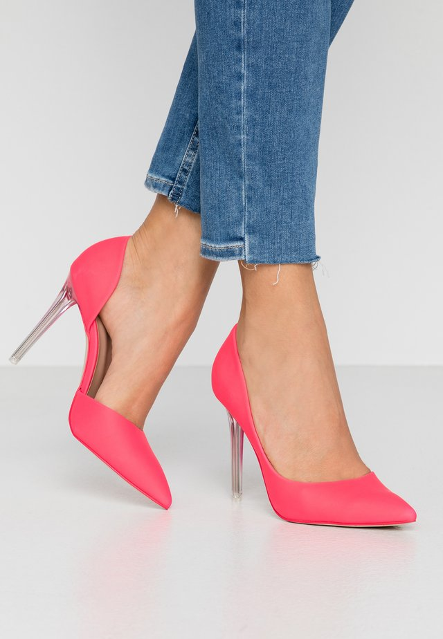 DEVANNA - High Heel Pumps - fuchsia