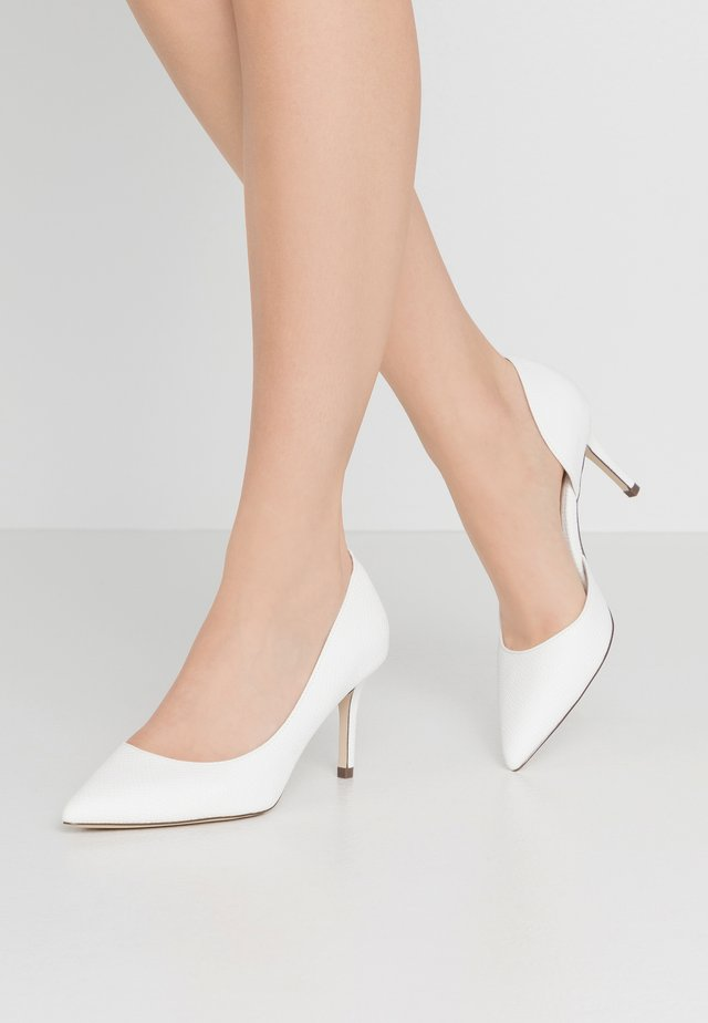 VICTORIA - High Heel Pumps - white