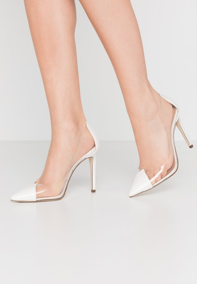 ALEXXIA - High Heel Pumps - white
