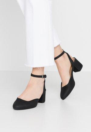 BUCKLEYA - Klassieke pumps - black