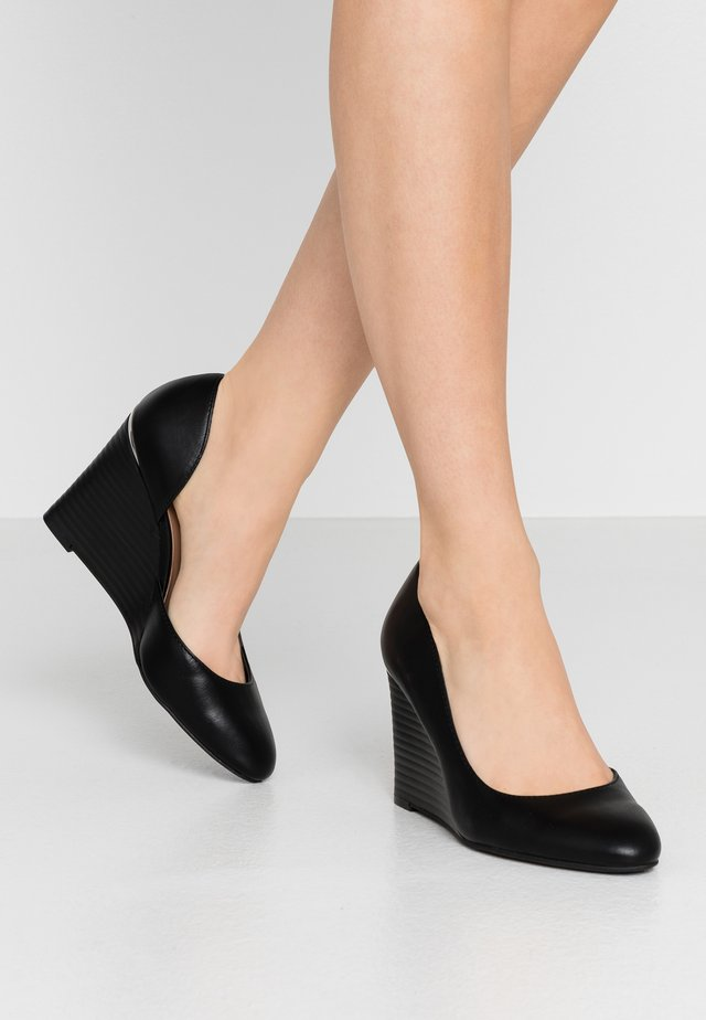 CAMPANIN - High Heel Pumps - black