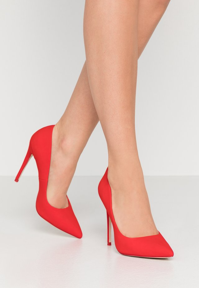 RACHELL - High Heel Pumps - red