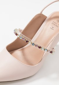 Call it Spring - OULAYA - Classic heels - light pink - 5