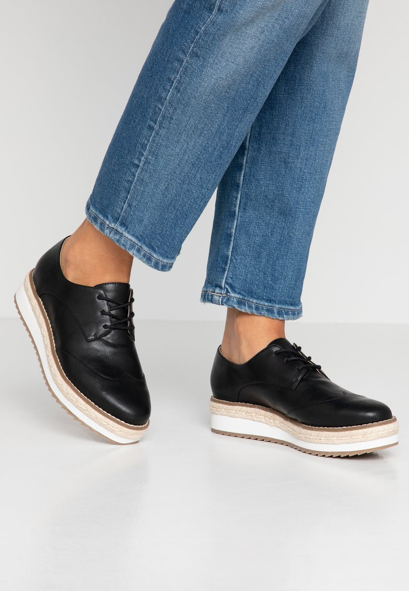Call it Spring - WILANNA - Derbies - black