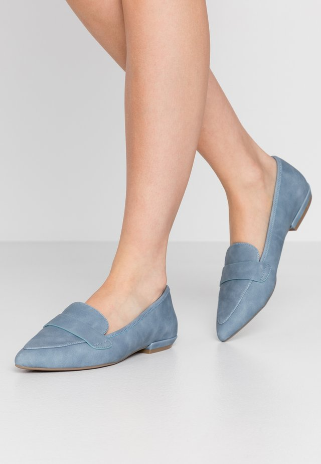 SOFIAA - Slippers - medium blue