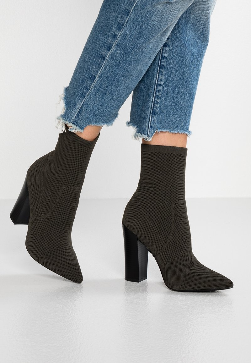 Call it Spring - AVONHILL - High Heel Stiefelette - khaki