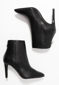 Call it Spring - TULIPE - High heeled ankle boots - black - 3