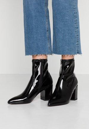 OLALISSA - Kotníkové boty - black