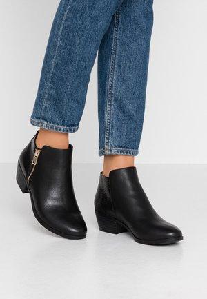 CLARI - Ankle boot - black