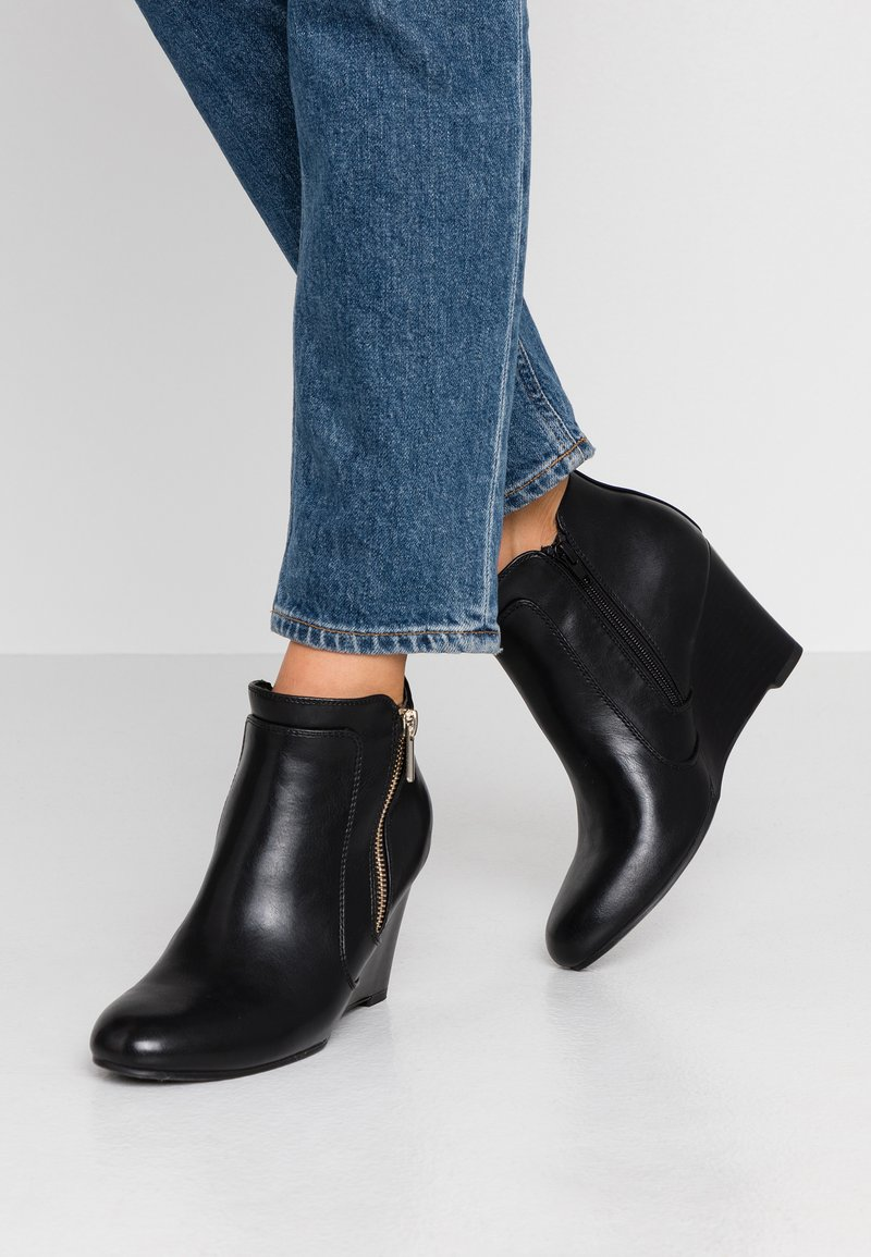 Call it Spring - BIRRE - Ankle boot - black