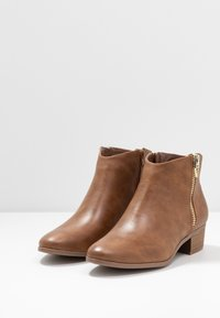 Call it Spring - CALLIIE - Ankle boots - cognac - 4