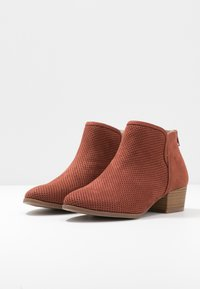 Call it Spring - LUNNA - Ankelboots - rust - 4