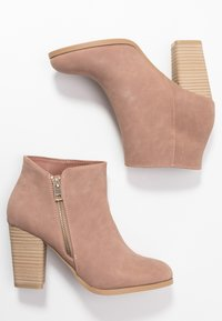 Call it Spring - LARRA - Ankle boot - light pink - 3