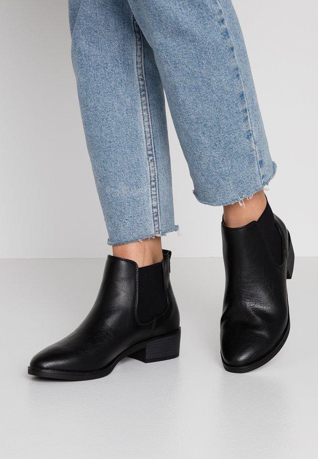 CONIPERDA - Ankle boot - black