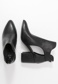 Call it Spring - KENZIE - Kotníková obuv - black - 3