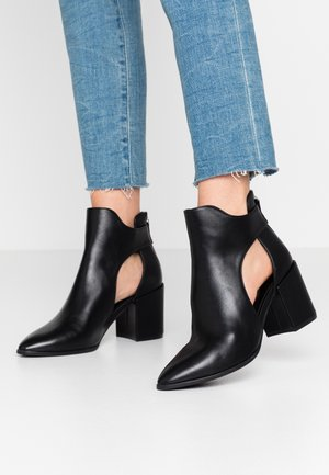 KENZIE - Boots à talons - black