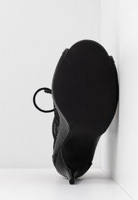 Call it Spring - KHLOEE - Kotníková obuv na vysokém podpatku - black - 6
