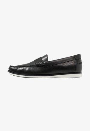 ZEDDIANI - Nazouvací boty - black