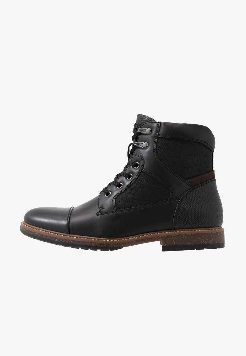 Call it Spring - WILAWIEN - Lace-up ankle boots - black