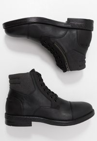 Call it Spring - BRERARI - Bottines à lacets - other black - 1