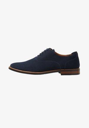 FRESIEN - Elegantní šněrovací boty - other blue