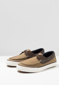 Call it Spring - GREENLING - Chaussures bateau - beige - 2