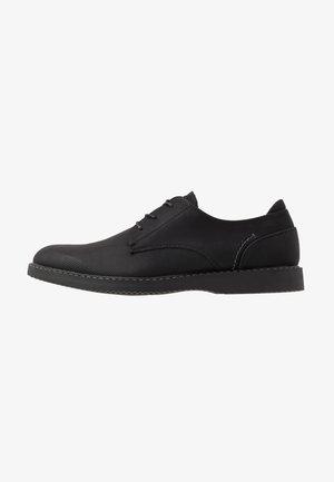 UMOELLAN - Volnočasové šněrovací boty - other black
