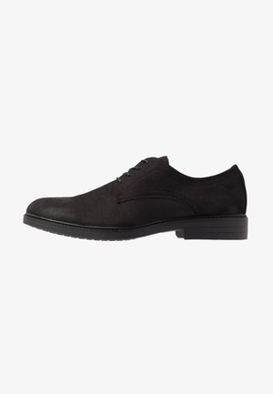 BALTAR - Smart lace-ups - black