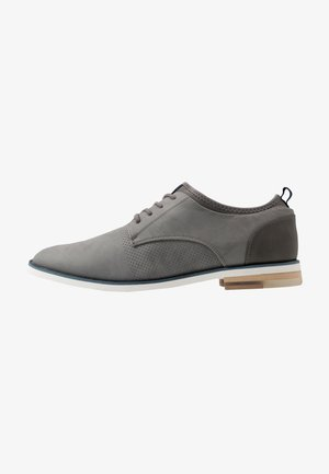 IORWERTH - Lace-ups - grey