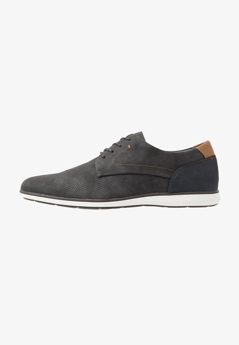 Call it Spring - GEORGE - Casual lace-ups - dark grey