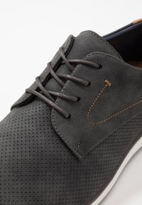 Call it Spring - GEORGE - Casual lace-ups - dark grey - 5
