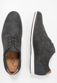 Call it Spring - GEORGE - Casual lace-ups - dark grey - 1
