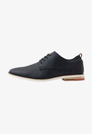 IORWERTH - Casual lace-ups - other navy