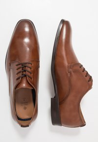 Call it Spring - ABAUDIEN - Smart lace-ups - light brown - 1