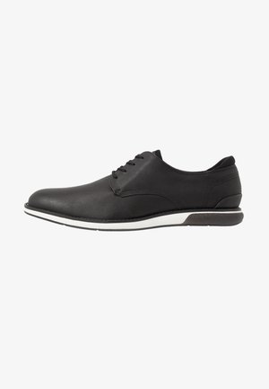 DANWE - Zapatos con cordones - black